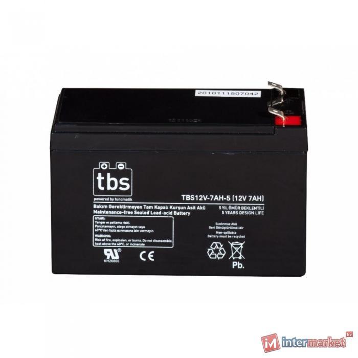 Батарея для ИБП Tuncmatik TBS 12V-7AH-5