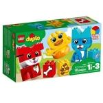 LEGO: Мои первые домашние животные