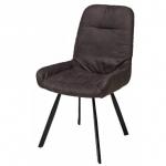 MC UDC5180 (Bison) стул микрофибра темно-серый