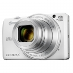 Цифровой фотоаппарат Nikon COOLPIX S7000 Белый