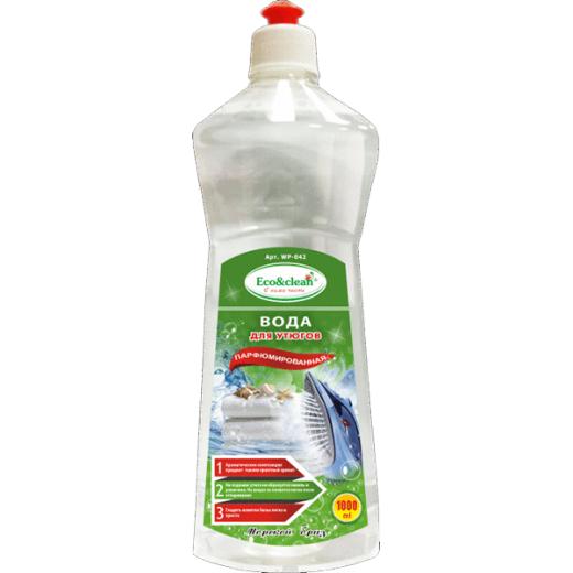 Вода парфюмированная для утюгов Eco&clean Морской бриз WP-042, 1л